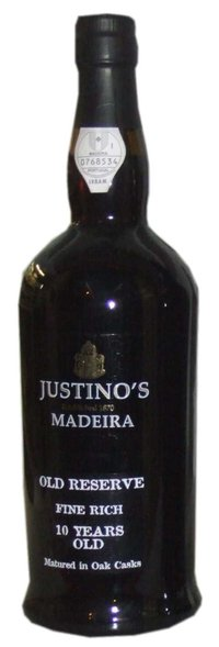 Madeira JUSTINO'S Fine Rich Old Reserve 5 Years