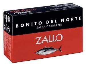 Bonito del Norte en Salsa Catalana ZALLO