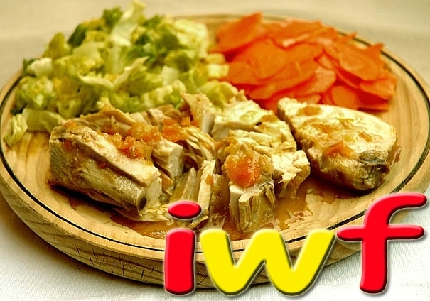 Bonito del Norte en Salsa Catalana ZALLO - www.iberianwinesandfood.com