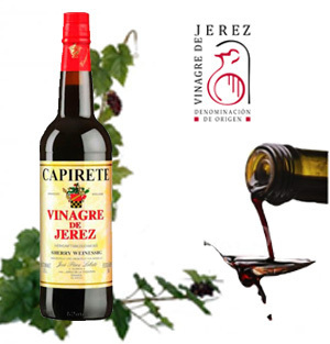 Vinegar Jerez/Sherry CAPIRETE 4 Years