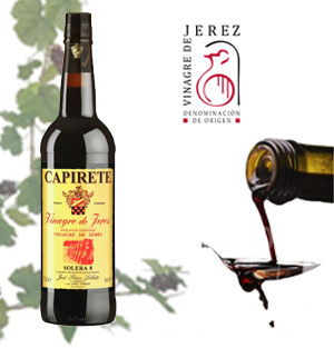 Vinegar Jerez/Sherry CAPIRETE 8 Years