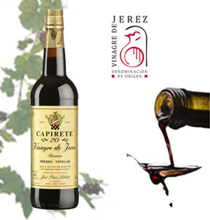 Vinegar Jerez/Sherry CAPIRETE Reserva 20 Years