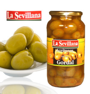 "Olives LA SEVILLANA ""Gordal"""