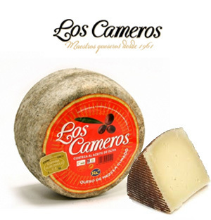 Fromage LOS CAMEROS Vieux 3 - 3,5Kg