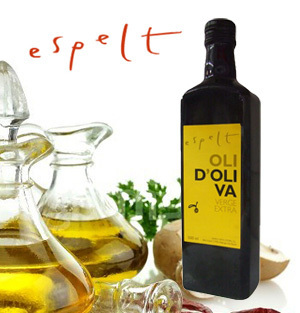 Extra Virgin Olive Oil ESPELT 0,5 L