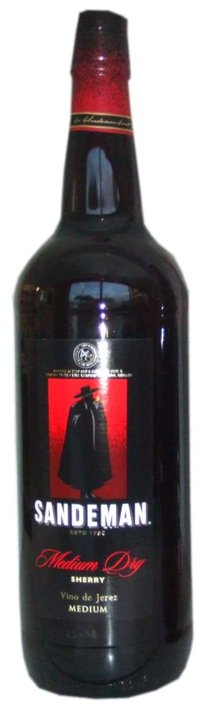 SANDEMAN Medium Dry Sherry