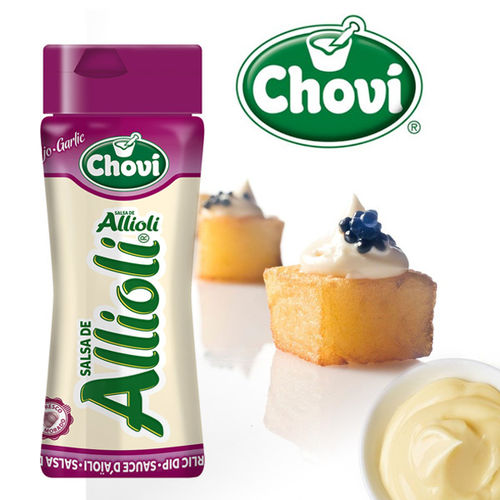 Allioli Sauce CHOVI 250 ml.