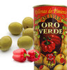 Olives ORO VERDE Farcies Piment Rouge