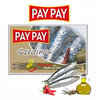 Sardines in Olive Oil PAY PAY Spicy