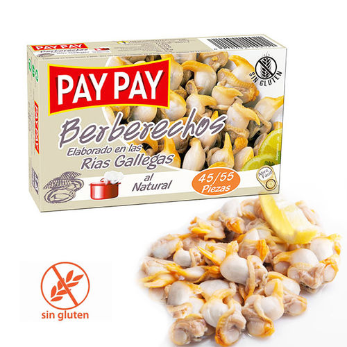 Cockles in Brine PAY PAY 45/55