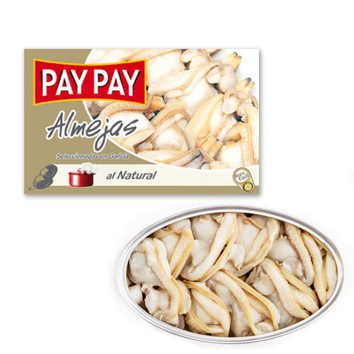 Almejas al Natural PAY PAY