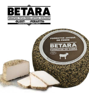 Goat Cheese BETARA with Pepper 450 Gr.