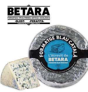 Blue Cheese L'ATREVIT DE BETARA Matured 3,5 Kg