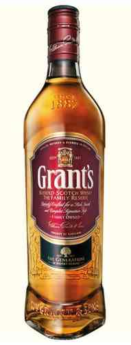 GRANT'S Whisky Blended 1 L.