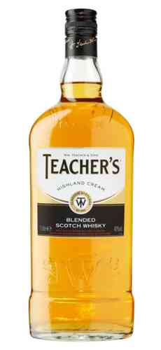 TEACHER'S Whisky Blended 1 L.
