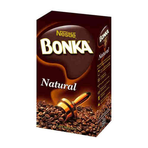 BONKA Natural ground coffee 250 Gr.