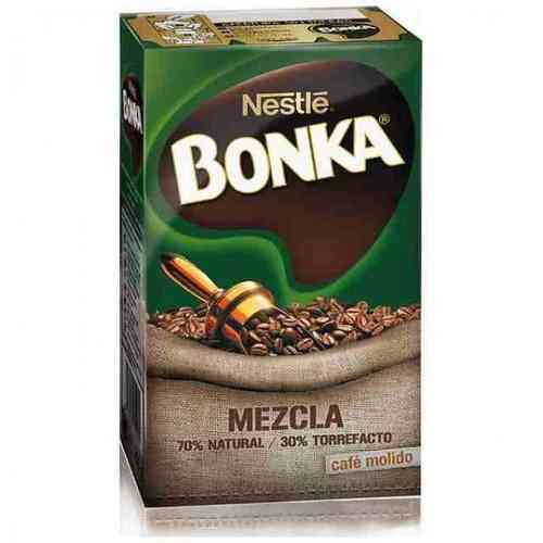 BONKA Ground coffee blend 250 Gr.