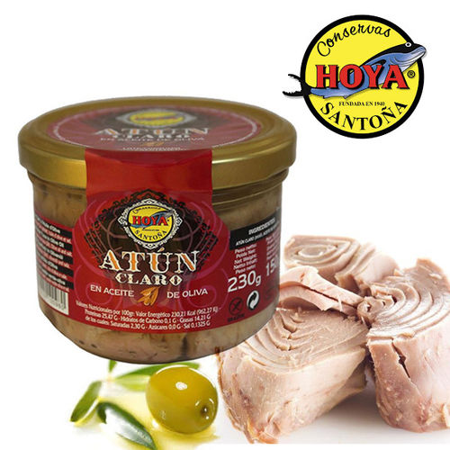 Yellowfin Tuna in Olive Oil HOYA 230