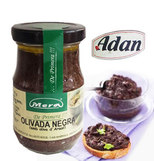 Black Tapenade MERA 150 Gr.