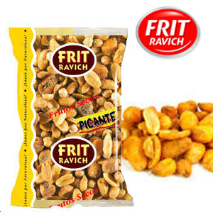 Cocktail of nuts FRIT RAVICH 1 Kg. Hot