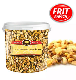 Cocktail of Dried fruits FRIT RAVICH 2 Kg.