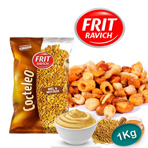 COCKTAIL MIEL & MOSTAZA FRIT RAVICH 1 Kg.