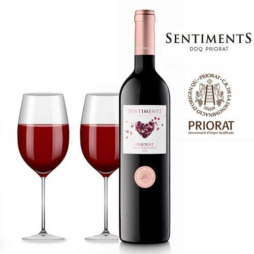 SENTIMENTS D.O. PRIORAT 2016