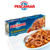 Squid in American Sauce PESCAMAR 80GR PACK 3 U.