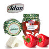 Baby pepper stuffed with cheese ADAN 314 ML