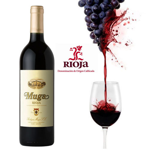 MUGA Crianza 2015 Red Wine