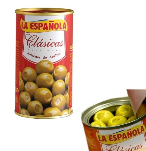 Olives LA ESPAÑOLA Stuffed with Anchovies