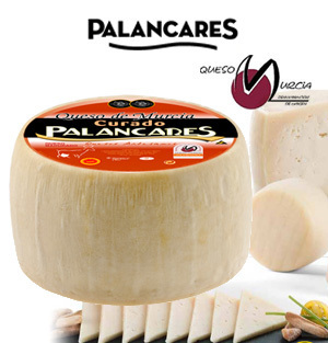 Goat Cheese D.O. Murcia PALANCARES 2,2 Kg
