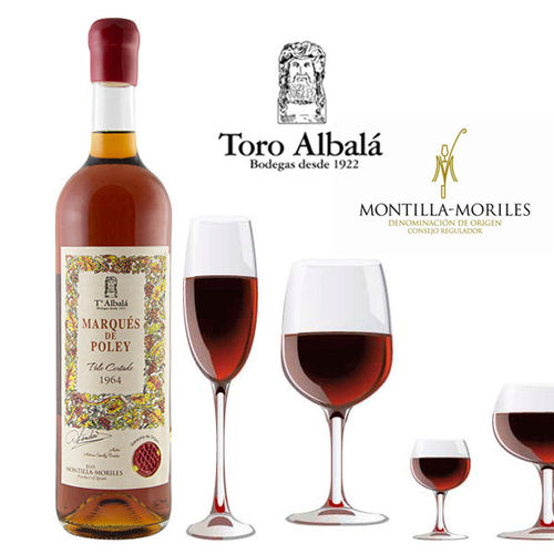 MARQUES DE POLEY PALO CORTADO 50 CL