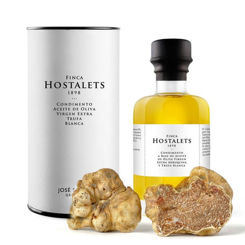 Extra Virgin Olive Oil white truffle FINCA HOSTALETS 100ML