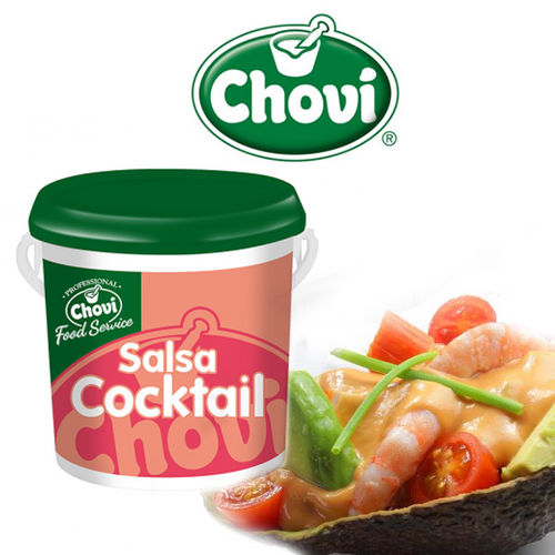 SALSA COCKTAIL CHOVI  2000 ML