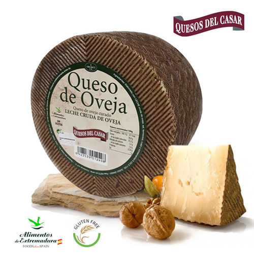 Cheese DEL CASAR Sheep Cured 3 Kg
