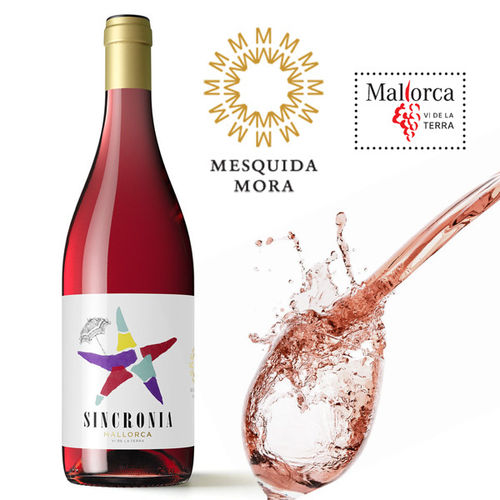 SINCRONIA ROSÉ WINE 2018