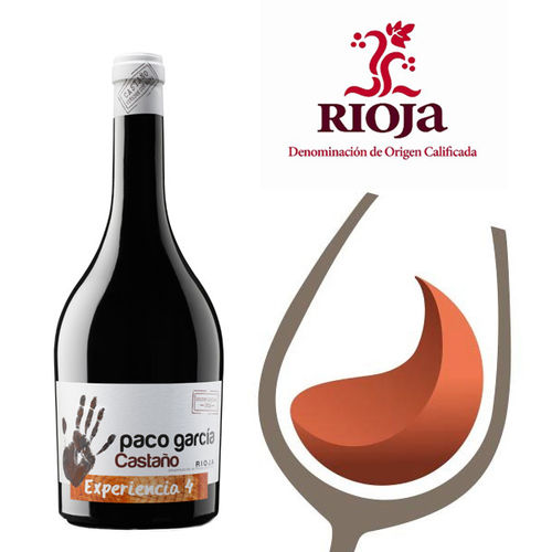 PACO GARCIA EXPERIENCIA 4 RED WINE 2016