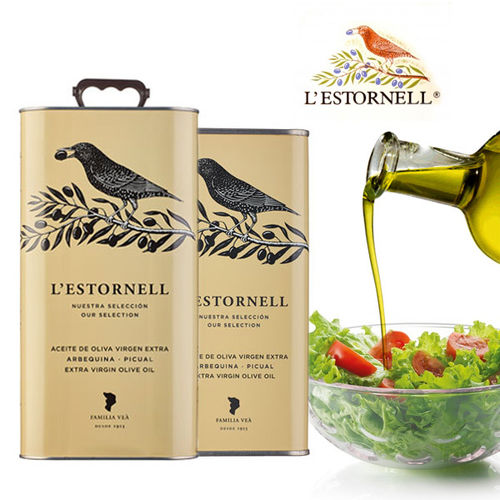 Huile d'Olive Extra Vierge L'ESTORNELL 0,5 L