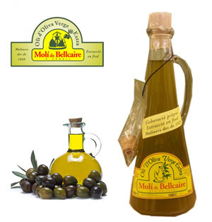 Extra Virgin Olive Oil MOLI DE BELLCAIRE 0,5 L