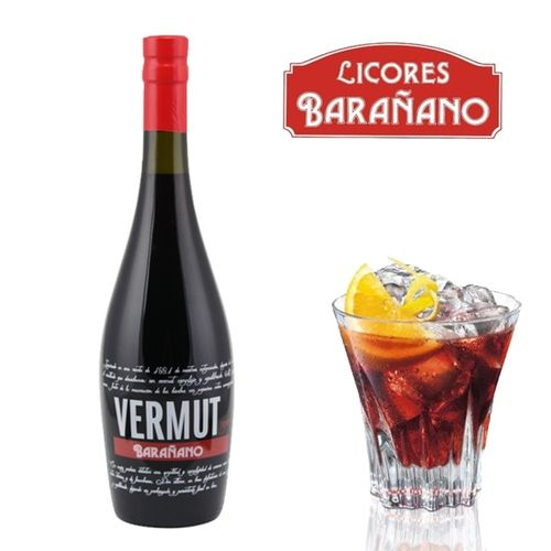 BARAÑANO Red Vermouth 75 cl