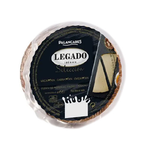 Cured blended cheese Ibérico PALANCARES LEGADO 750G