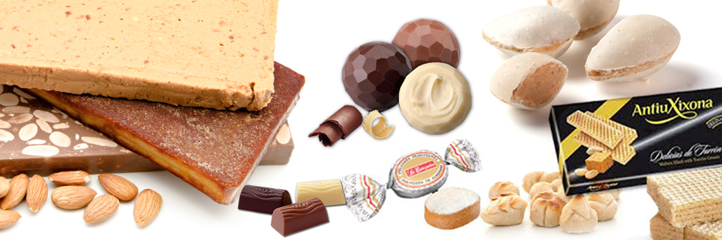 SPANISH SWEETS AND NOUGAT
